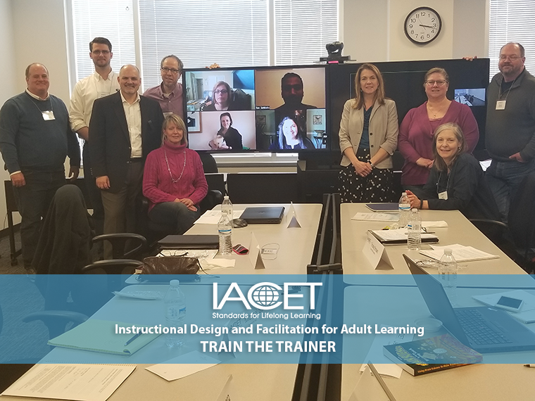 IACET Train the Trainer