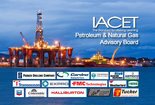 IACET Forms Petroleum & Natural Gas Advisory Board